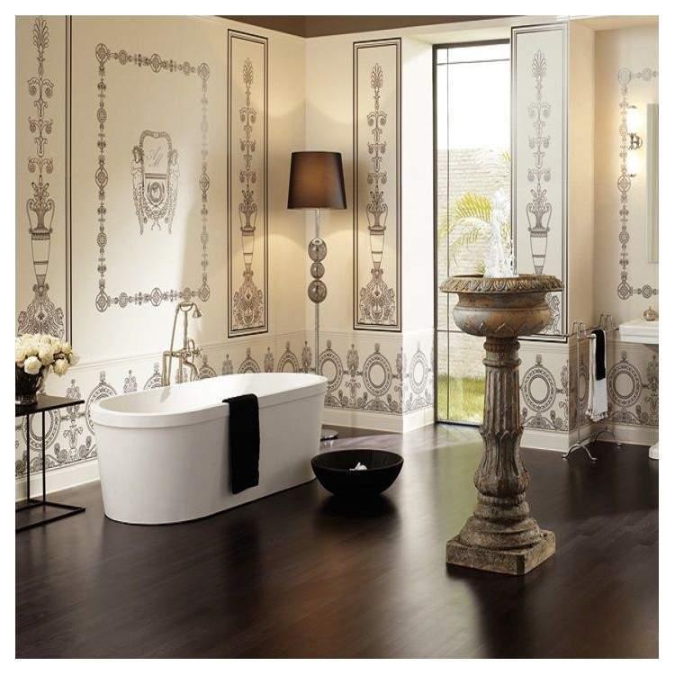 Petracer 39 s ad personam pregiate ceramiche italiane pavimento rivestimento bagno quaranta store - Pavimento e rivestimento bagno uguale ...