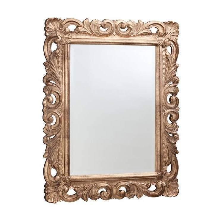 CIPI Royale Ori/Argenti Specchio Design Accessori Arredo Casa Legno Vetro